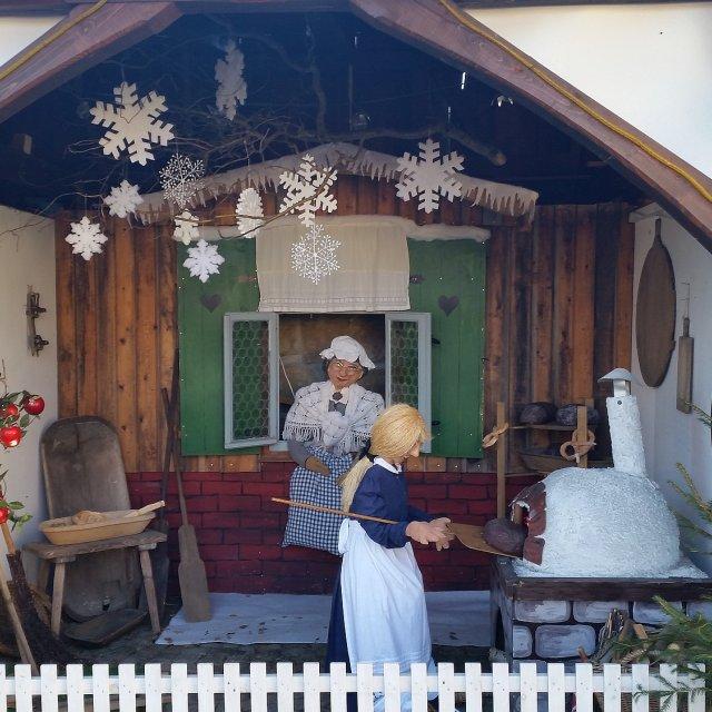 Märchenland Weihnachtsmarkt Langewiesen