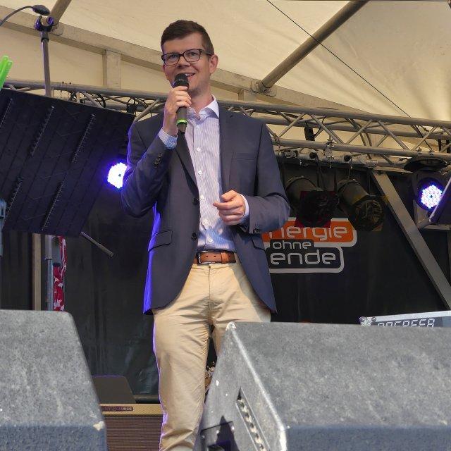 Eröffnung Oberbürgermeister 2019