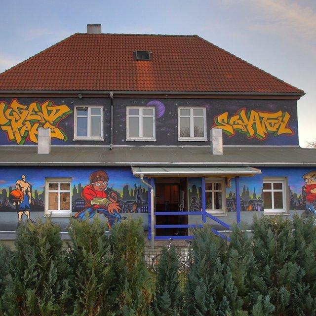 Stadtjugendhaus Schatoh