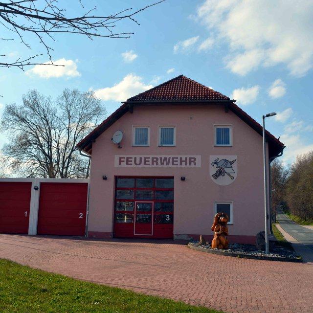 Feuerwehr Wümbach