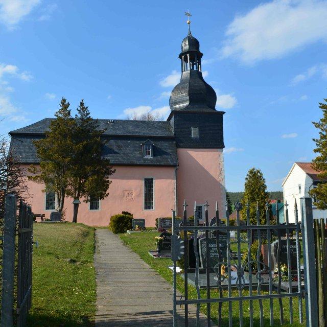 Kirche Wümbach
