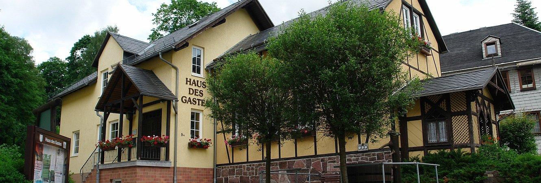 Manebach, Haus des Gastes