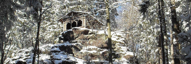 Schwalbenstein im Winter