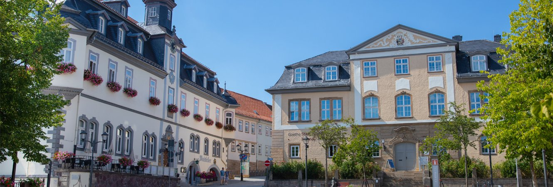 Rathaus und Amtshaus