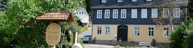 Goethemuseum - Stützerbach