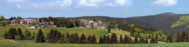 Frauenwald im Frühling