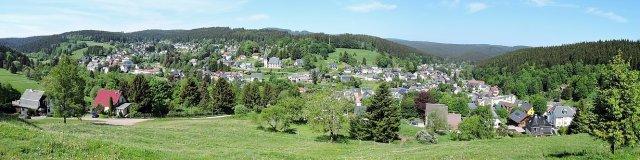 Panorama Stützerbach