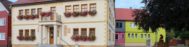 Rathaus in Gräfinau-Angstedt