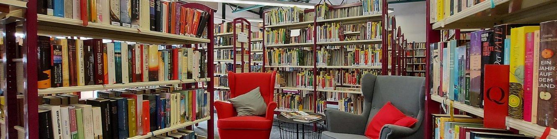 Stadtbibliothek Bücher