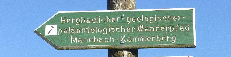 Geoweg - Wegweiser