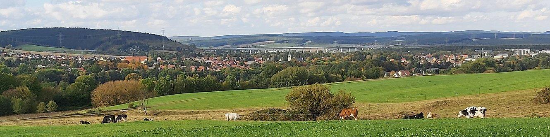 Panorama Gehren