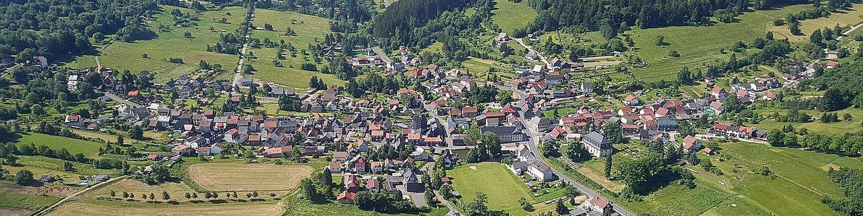 Möhrenbach von oben