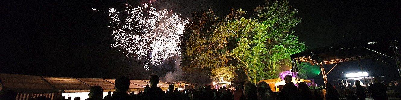 Schlossparkfest in Gehren