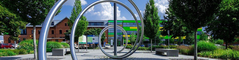 Ilmenauer Transversale - Kunst am TTI (Technologie Terminal Ilmenau)