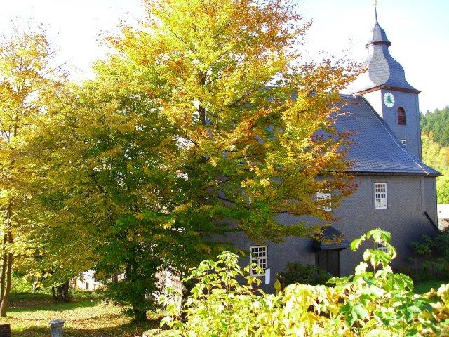 Dreieinigkeitskirche-Stützerbach