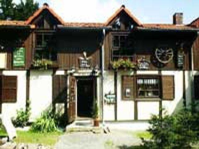Ausflugsgaststätte Dreiherrenstein - Stützerbach