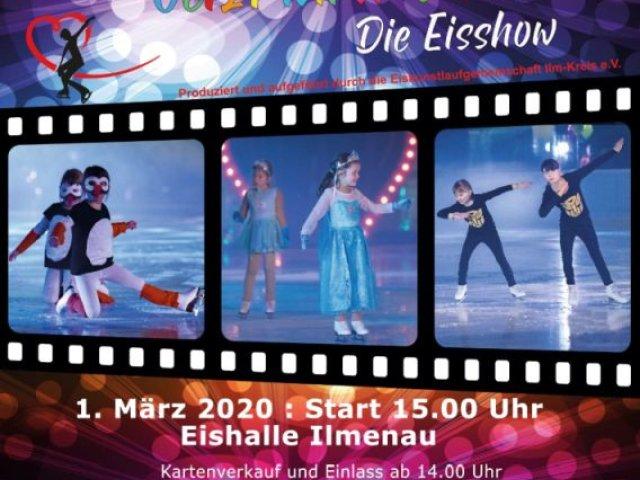 Emotion on Ice –  die Eisshow am 1. März 2020 in der Ilmenauer Eishalle