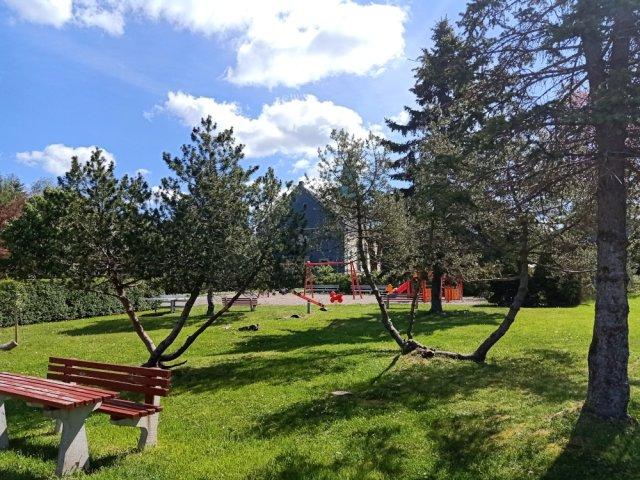 Frauenwald Spielplatz