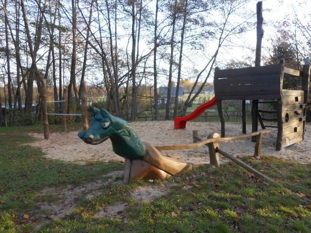 Gehren - Spielplatz Am Haideteich