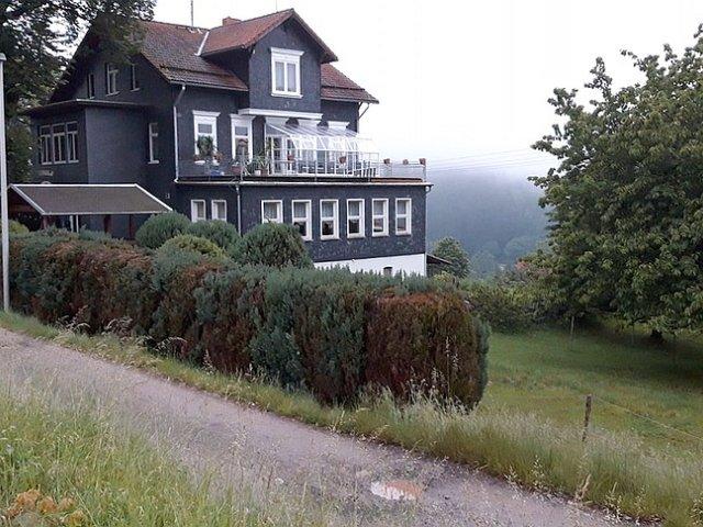 Hotel zum Langen Berg Möhrenbach