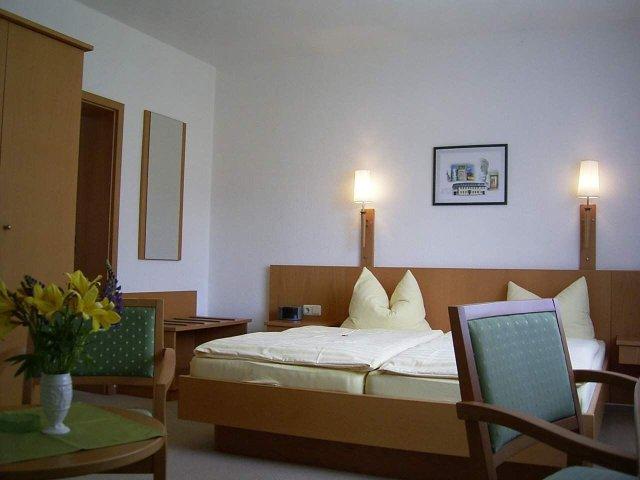 Hotel Melanie Garni Doppelzimmer