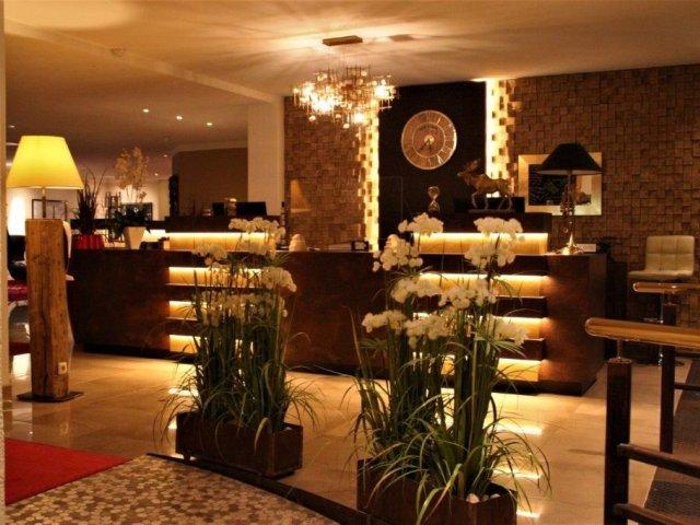 Hotel Tanne Foyer