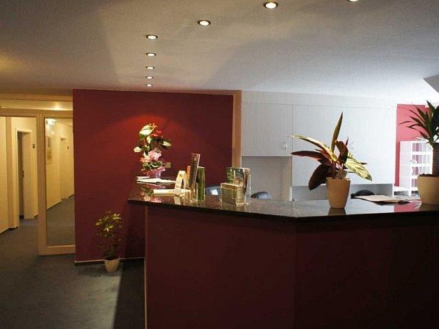 Hotel Ilmenauer Hof Rezeption