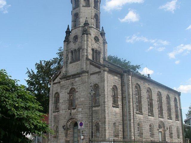 Kirche Unterpörlitz