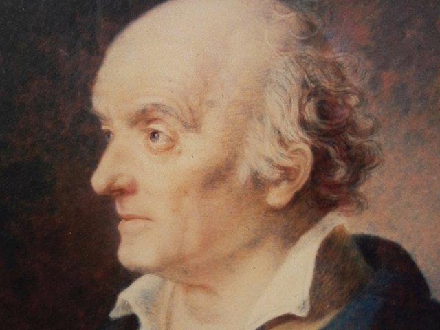 Porträt von Karl Ludwig von Knebel