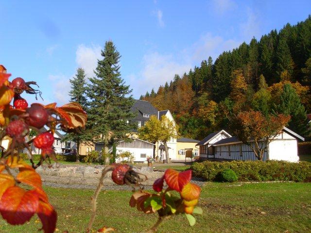 Park Haus des Gastes Stützerbach