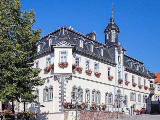 Rathaus der Stadt Ilmenau