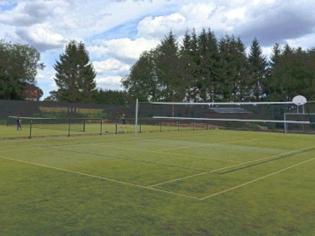 Frauenwald Sportplatz