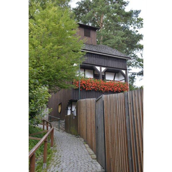 Führung- Der Ilmenauer Bergbau mit Besichtigung der Bergmannskapelle