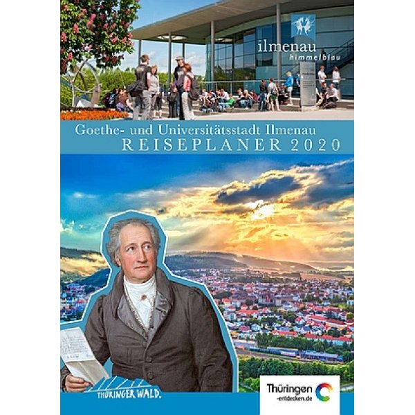 The Ilmenau travel planner