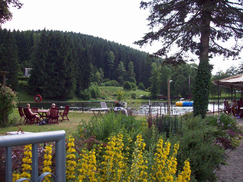 Naturbad - Stützerbach