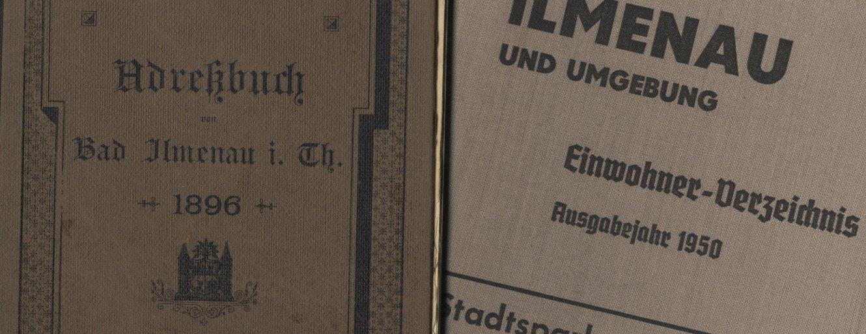 Adressbücher Archiv