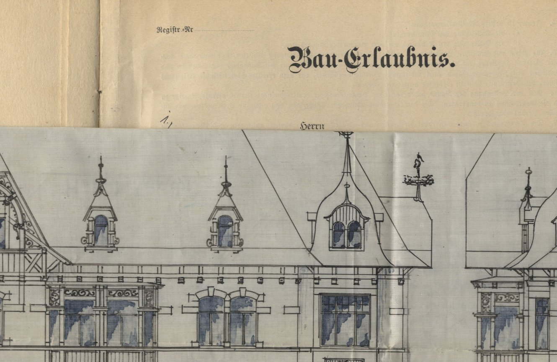 Bauakten Archiv