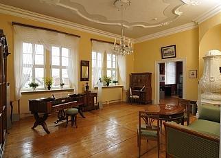 GoetheStadtMuseum - Historischer Wohnraum