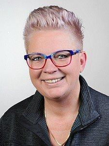 Claudia Gorzelitz, Ortsteilbürgermeisterin Gräfinau-Angstedt