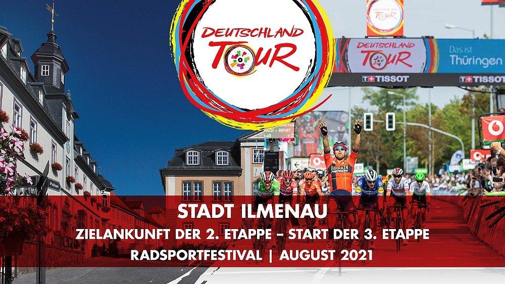 Deutschland Tour 2021 kommt zurück nach Thüringen – Ilmenau wird Etappenort