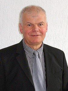Ortsteilbürgermeister Frank Amm