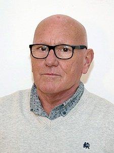 Ortsteilbürgermeister Frank Juffa