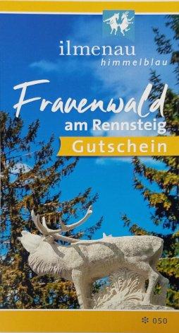 Gutschein Frauenwald