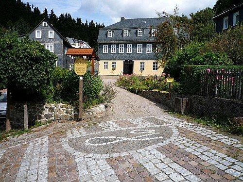 Goethemuseum Stützerbach
