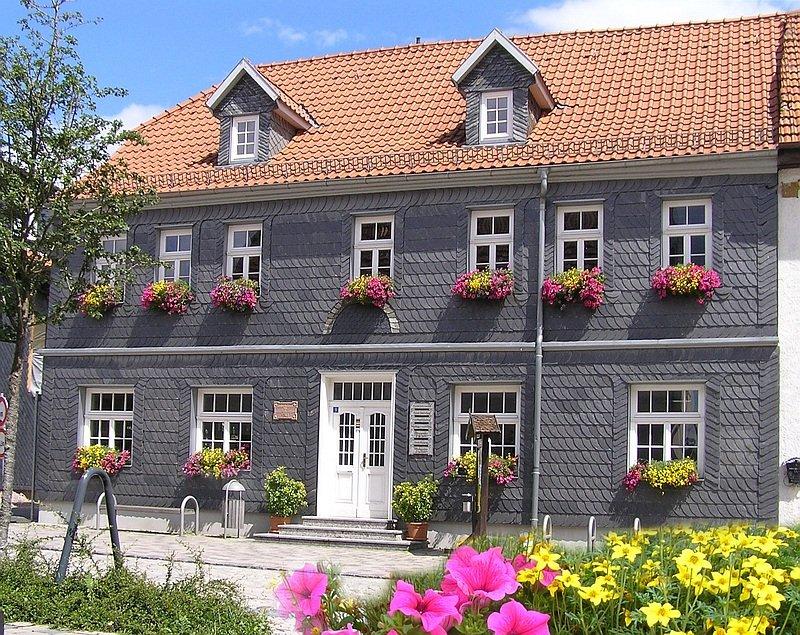 Heinse-Haus Langewiesen