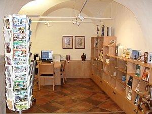Verkaufsraum Ilmenau-Information
