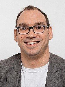 Inklusionsbeauftragter Philipp Schiele