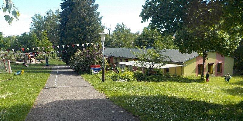 Kindergarten Hüttengrund - Hauptweg
