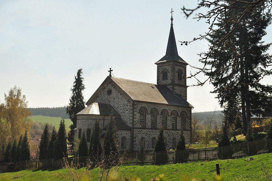 Kirche Pennewitz