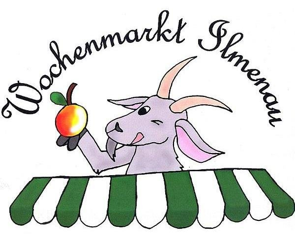 Logo des Wochenmarkts Ilmenau